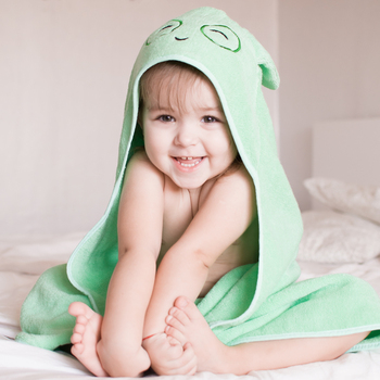 100% Cotton Baby Cotton Towel Poncho Newborn Stuff Infant Baby Bath Towel Kids Hooded Blanket Hooded Towels Baby Stuff