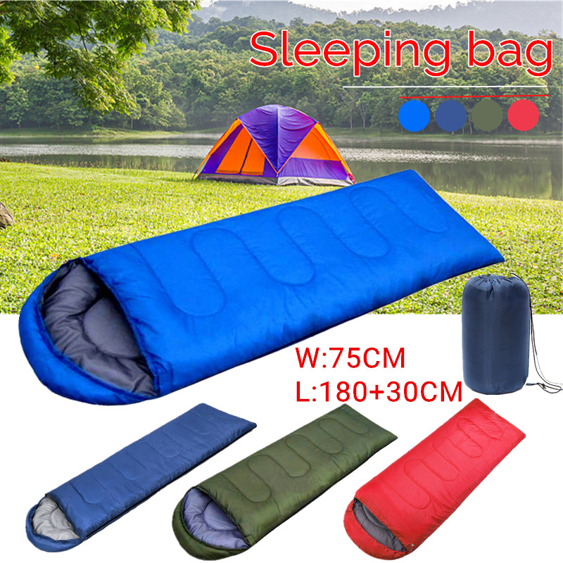 Envelope Type Ultralight Multifuntion Portable Outdoor Camping Sleeping xz