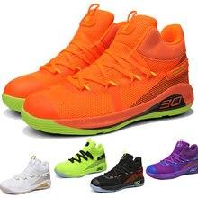 Мужские ботинки с высоким берцем баскетбольные Для мужчин кроссовки