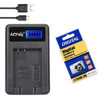 Batterie appareil photo pour Nikon EN-EL23 EN EL23 ENEL23 batterie et chargeur pour Nikon Coolpix S810c P900 P900s P610 P600