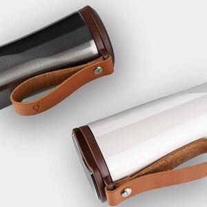 Image 2 - Youpin オリジナルキスキス魚スマートステンレス鋼熱真空水ボトル感熱温度センサーとコーヒー