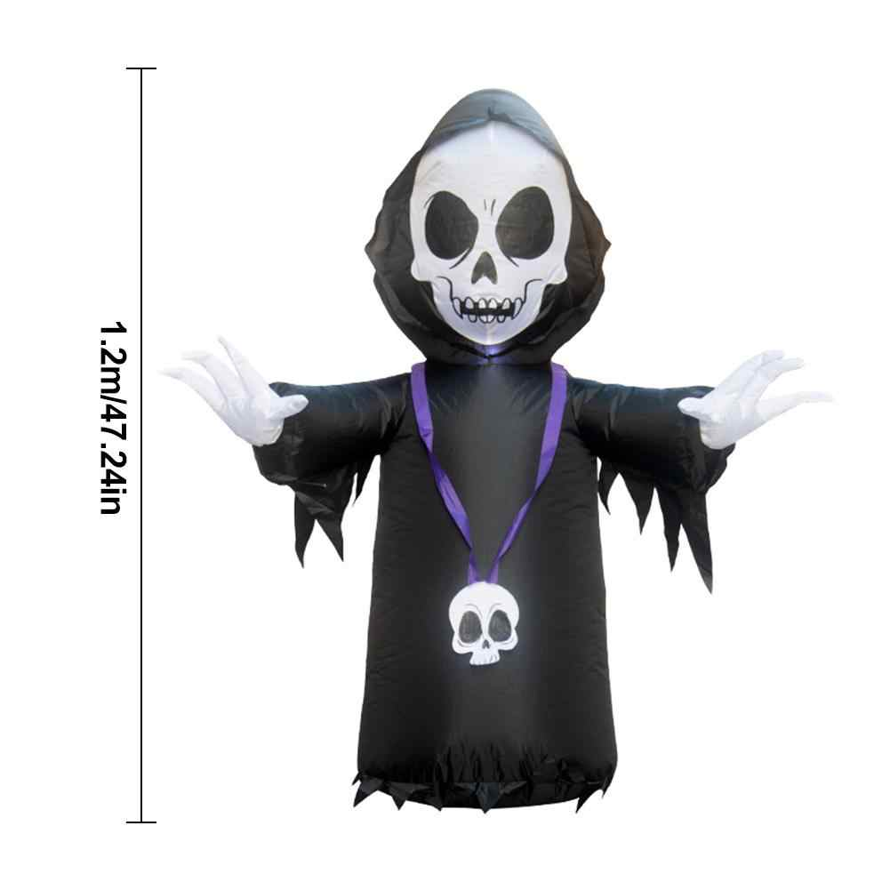Halloween decorations inflatable Animated ghost ideas
