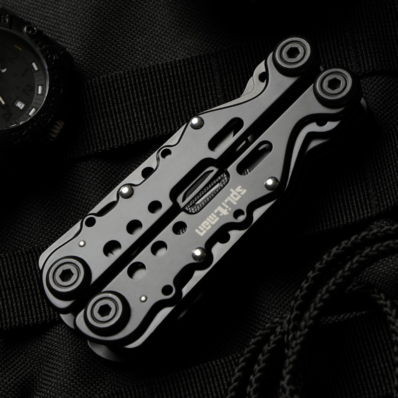 Tactical Multi Tool Folding Knife Plier Outdoor Survival Knife Tools Plier Camping Fishing Multitools EDC Kit
