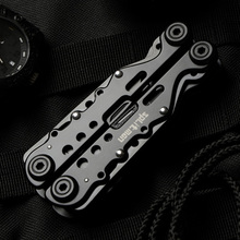 Tactical Multi Tool Folding Knife Plier Outdoor Survival Tools Camping Fishing Multitools EDC Kit
