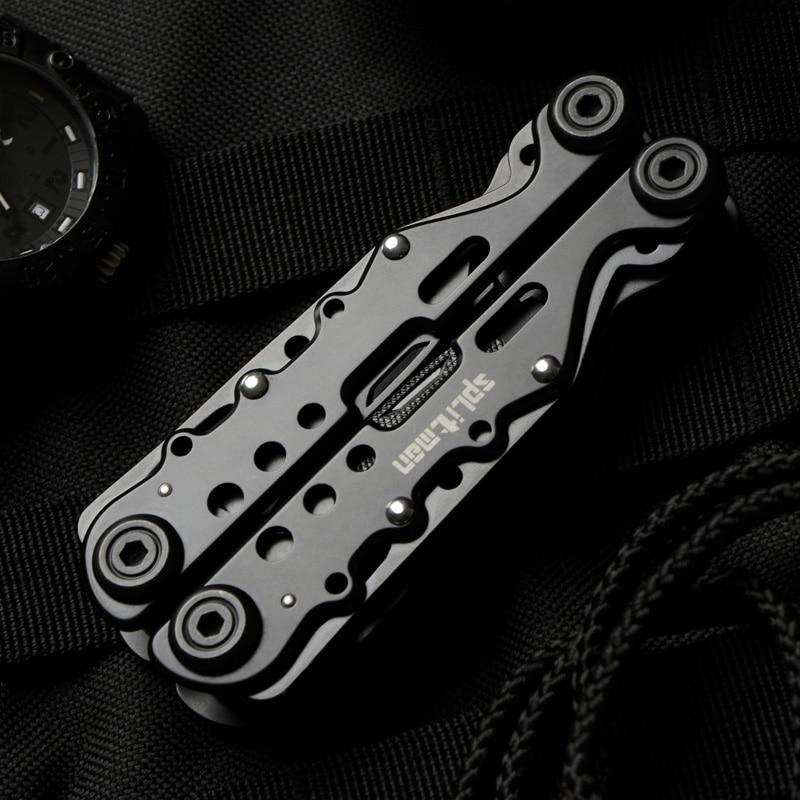 Tactical Multi Tool Folding Knife Plier Outdoor Survival Knife Tools Plier Camping Fishing Multitools EDC Kit