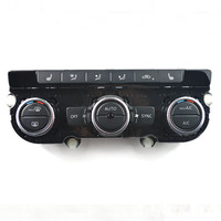 Brand new Air Condition Control Switch Panel AC Seat Heater For Passat B7 CC Tiguan Golf 6 35D907044B 35D 907 044 B