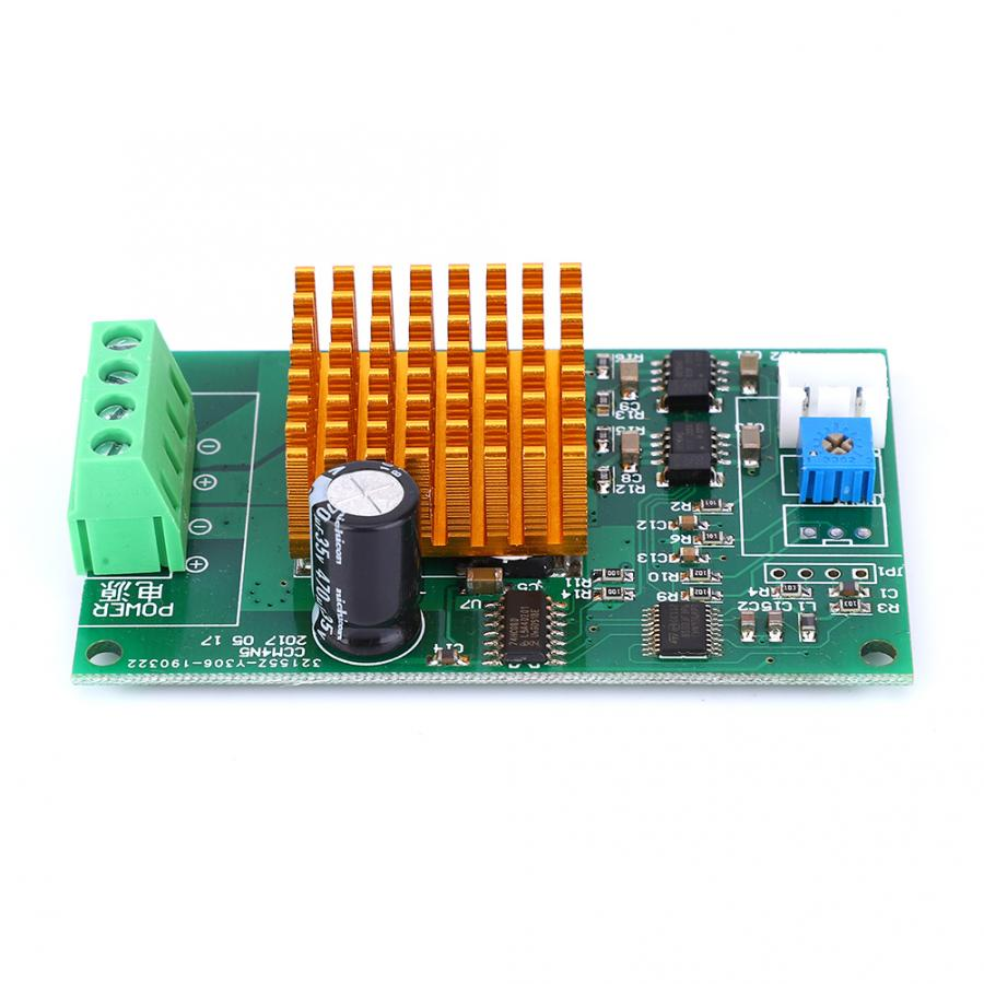 <font><b>DC</b></font> <font><b>12</b></font>~<font><b>30V</b></font> 3A PWM Motor Speed Controller CW/CCW Speed Regulator Module with Joystick Potentiometer Overcurrent Protection image