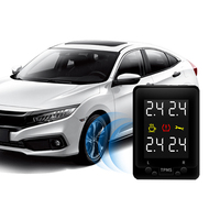 For Honda Accord 2008 2009 Acura TSX 2010 Inspire 2007 Tire Pressure Monitor OBD TPMS Security Monitoring Alarm System Device