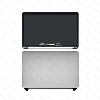 """Laptop Silver Space Grey 13'' A1706 A1708 LCD Screen Display Assembly for Macbook Retina 13"""" Full Complete LCD 2016 2017 Year"""