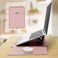 Funda impermeable para ordenador portátil Microsoft Surface 3, 13,5, 15 pulgadas, funda de bolsa para portátil Go 12,4