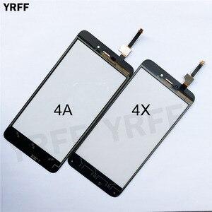 Сенсорный экран 5,0 дюйма для Xiaomi Redmi 4A 4X, дигитайзер сенсорного экрана, замена стеклянной панели