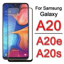 Vidro sobre para samsung a20s a20e a20 e s protetor de tela para sam galaxy a 20 s 20e 20 SM-A202F vidro temperado película protetora 9h