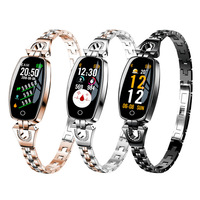 H8 Smart Watch Women 2019 Waterproof Heart Rate Monitoring Bluetooth For Android IOS Fitness Bracelet Smartwatch Drop Shipping