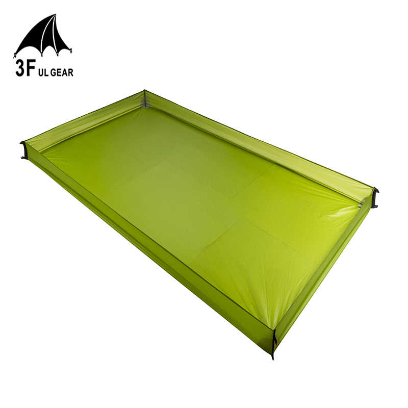 15D 3F UL Engrenagem 12000 MILÍMETROS À Prova D' Água Nylon Poliéster 210T Tenda Protetor de Piso Pegada Folha de Chão Banheira Tapete de Piquenique para Camping