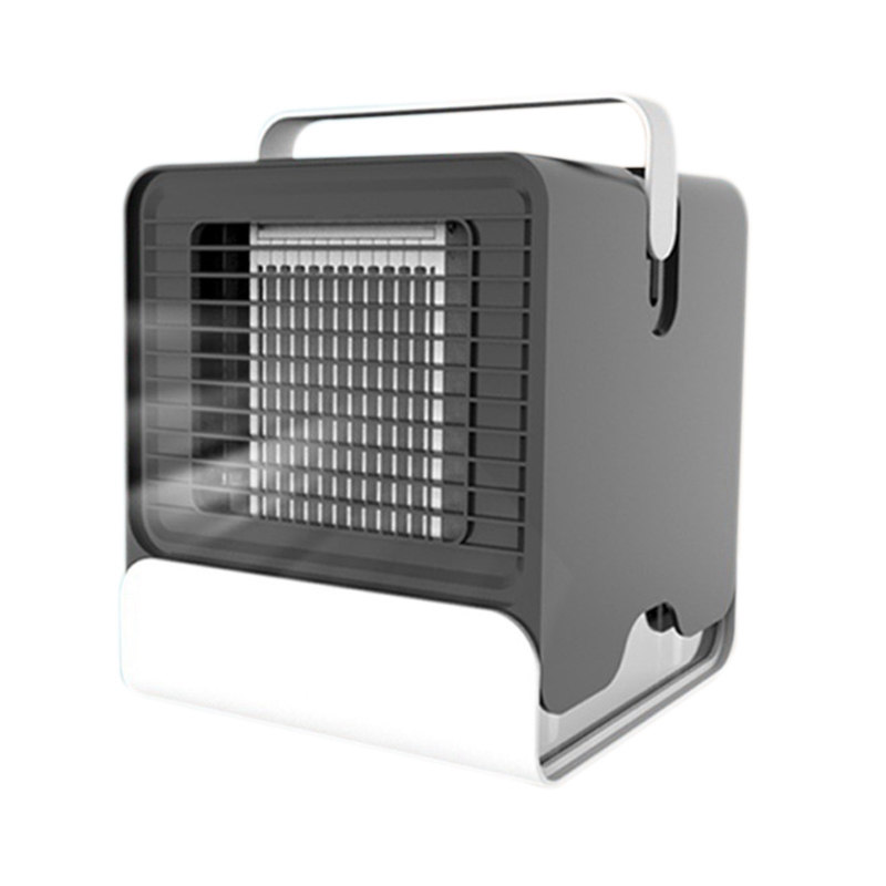 Portable Home Office Dormitory Outdoor Air Conditioning Humidifying Water Cooled Fan Air Conditioning Fan|Fans| |  - title=