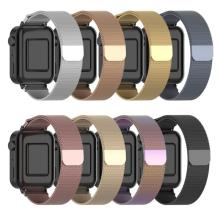 Mr NEW Luxurious SmartWatchs Steel Strap For XIaomi Watch MIUI Stainless Mesh Xiaomi Smart Wristband 18mm
