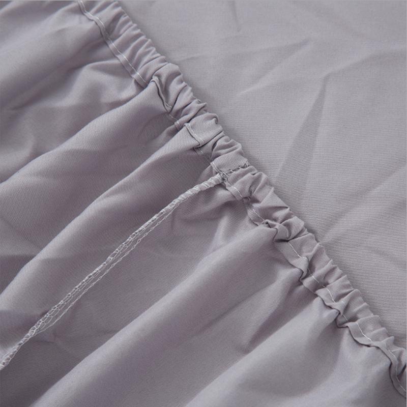 105g dicke fleece bettwäsche Simmons matratze einfarbig schutzhülle hotel bettwäsche