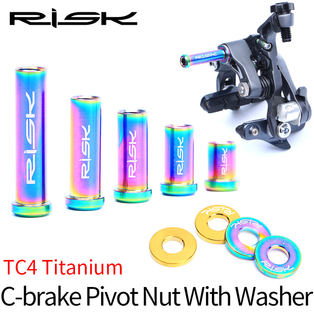 Pivot Pivot Nut Road 30mm//36mm//40mm//49mm Bike C Brake Caliper Brand New