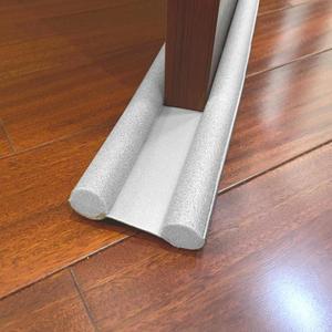1Pc Door Bottom Seal Soundproof Door and Window Gap Block Glue Windproof Warm Stickers Insulation Dustproof Windproof Strip