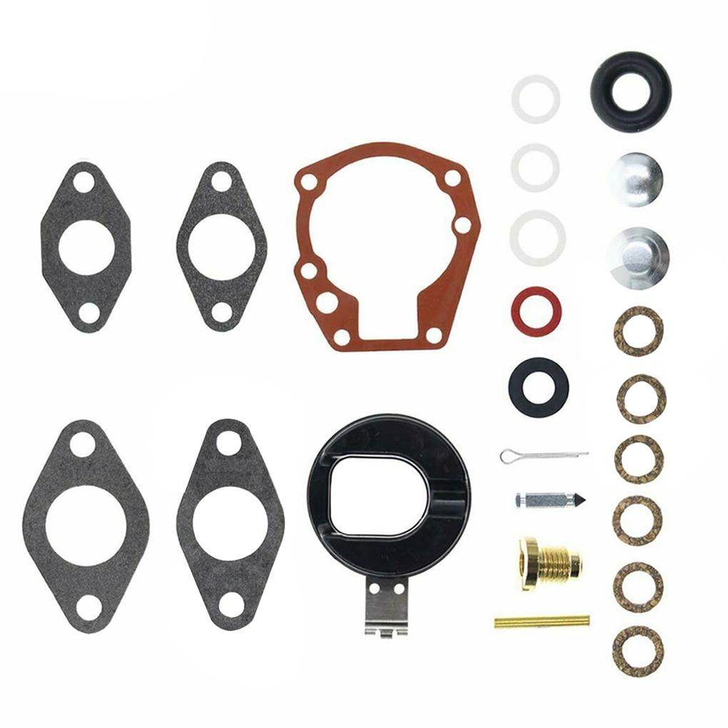Carburetor Rebuild Repair Kit fit for Johnson//Evinrude 5.5hp 6hp 7.5hp 10hp Carb