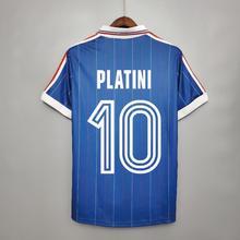 Retro 1982 Platini Trésor Giresse Vintage Jersey Classic Shirt