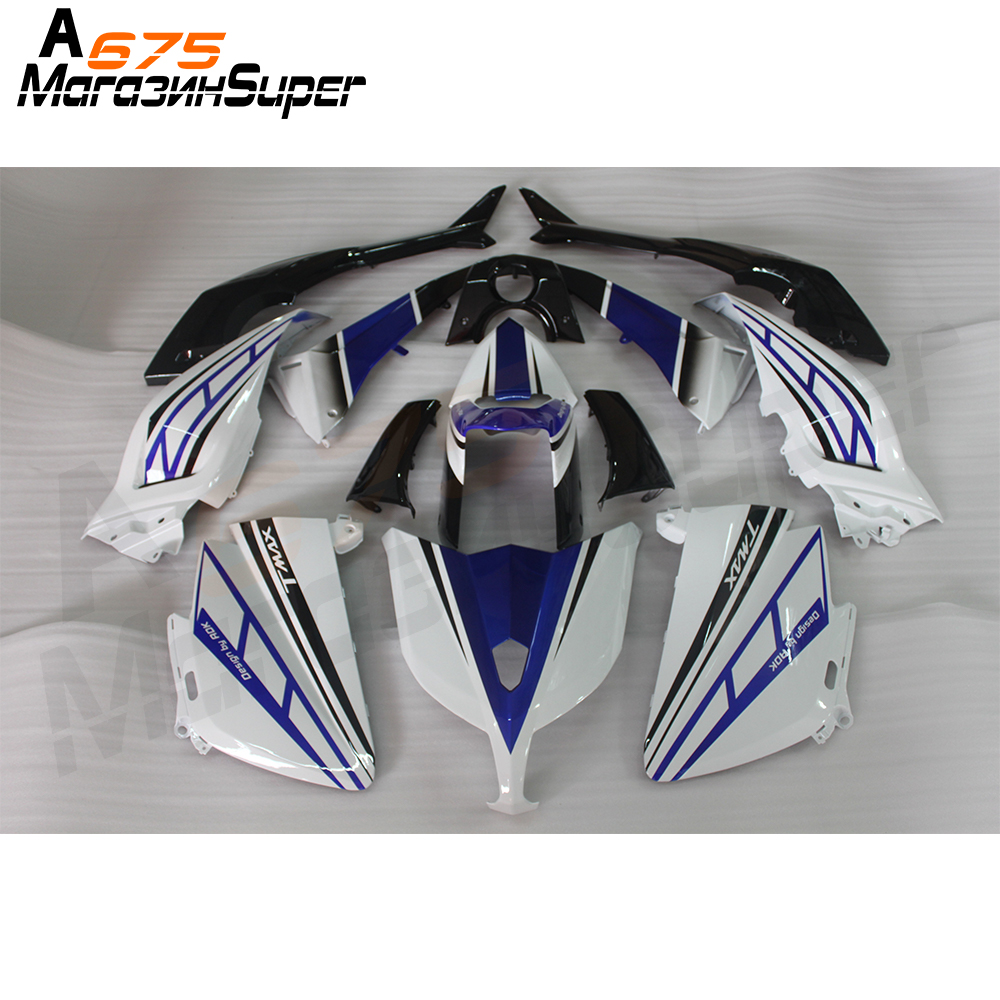 New For Yamaha TMAX530 T-MAX TMAX 530 2012 2013 2014 12 13 14 15 16 17 18 19 Fairing Kit Bodywork ABS Motorcycle Moto