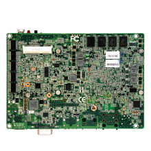 Baytrail-D/I/M J1900 mini industrial motherboard onboard 4G ddr3 3.5 inch mainboard 9-36v 8*USB 2*LAN RJ45 EDP Mini PC board(China)