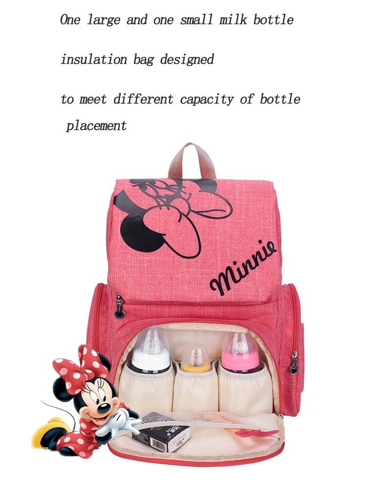 He978fd77427248a688f6bf0a51b64d47D Baby Diaper Bag Backpack Large Capacity Nappy Waterproof Maternity Baby Bag For Mum Mummy Maternity Nappy Backpack For Stroller