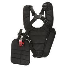 BESTOYARD Convenient Strimmer Double Breasted Shoulder Harness Strap For Brush Cutter