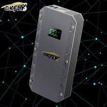 GKFLY 2000A Super Power urządzenie do uruchamiania awaryjnego samochodu urządzenie zapłonowe Power Bank Starter kabel wzmacniacz do akumulatora samochodowego do benzyny Diesel Jumper