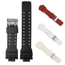 Сменный регулируемый часы ремешок запястье ремешок подходит для Casio GA-110GD120GA-100GA-100C