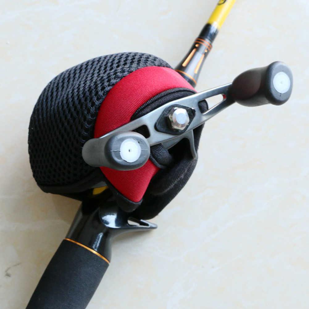 المحمولة الصيد بكرة Baitcasting حقيبة التخزين واقية غطاء غلاف للهاتف حزمة