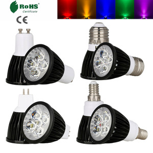 Dimmable LED Lampada 9W 12W 15