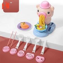 Игрушки для девочек «сделай сам» Детская кухня свинка лапша