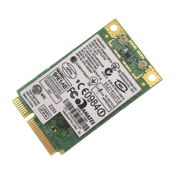Broadcom BCM4312 BCM94312MCG BCM4312 Mini PCI-E 54M Wireless card