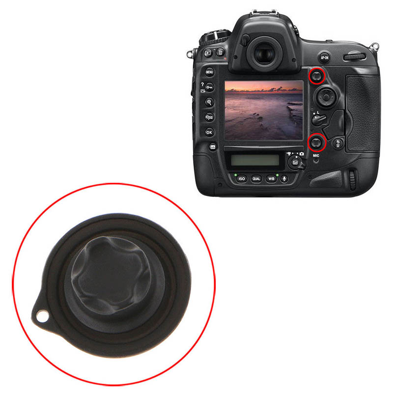 Multi function controller button joystick button for high quality camera housing for Nikon D4 repair kit|Camera Shell| |  - title=