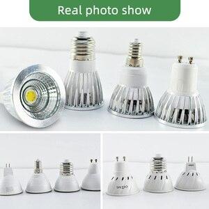 Image 5 - Kaguyahime Dimmable LED Spotlight Led Lamp MR16 E27 GU10 GU5.3 MR11 6W 7W 8W 220V DC 12V Spot LED Bulb Light Lampada Bombillas