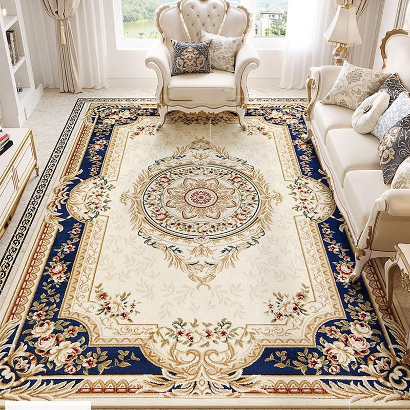 European Soft Carpet Living Room, Living Room Rugs