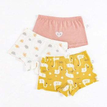 Kinder Unterwäsche  Höschen für Mädchen Baumwolle Boxer Shorts Teenager Unterhose 1-14 Jahre 1