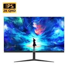 Lcd Computer Display Flat-Panel-Screen 2k-Monitor Desktop Gaming MUCAI 75hz QHD HDMI/DP