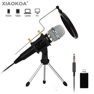 Condenser Recording Microphone