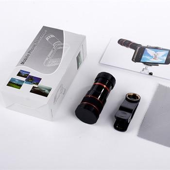 Long Telephoto Mobile Phone Lens Universal 8 Times Long Telephoto Lens Ultra-clear Photography Eight Times Lens Travel Photo 4