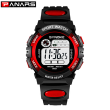 PANARS Sport Children Kids Watches Digital Boy 3M Waterproof