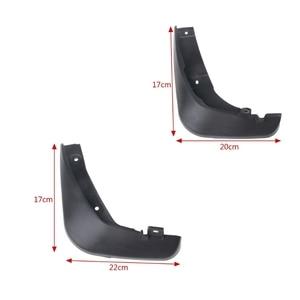 Image 5 - 1 ชุดรถ Mud Flaps Splash Guards Fender สำหรับมาสด้า 6 Atenza 2013 2017 2014 2015 2016 Mudguards รถป้องกันเปลี่ยน
