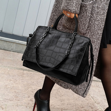 Women Shoulder Leather Bag Fashion Handbag Retro Messenger