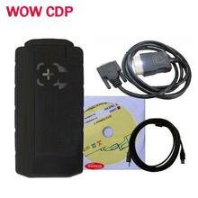 2021 WOW CDP vd ds150e cdp pro с bluetooth v5.00812/ 2017.R3 генератор ключей на компакт-диске для delicht obd2 автомобильный диагностический сканер