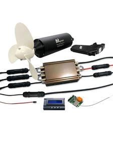 Efoil-Kit Electric-Foil Mti65162-Motor Maytech MTSKR1905WF ESC V2 300A Remote Fully Waterproof