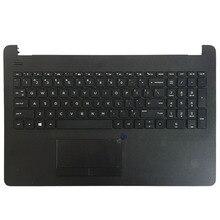 แป้นพิมพ์สำหรับแล็ปท็อปสำหรับ HP 15 bs191OD 15 bs192OD 15 bs193OD 15 bs194OD พร้อม Palmrest ฝาครอบด้านบน