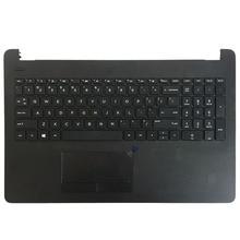 US laptop tastatur für HP 15 bs191OD 15 bs192OD 15 bs193OD 15 bs194OD mit Palmrest Obere Abdeckung