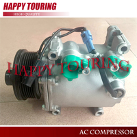 MSC105CA AC Kompressor Für Auto MITSUBISHI Endeavor V6 3 8 L Auto Mitsubishi Galant L4 2 4 L V6 3 8 L 2004  2011 MR513358 MN185233-in Klimaanlage aus Kraftfahrzeuge und Motorräder bei